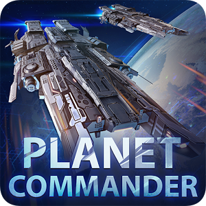PLANET COMMANDER: Space Starship Cosmos Shooter