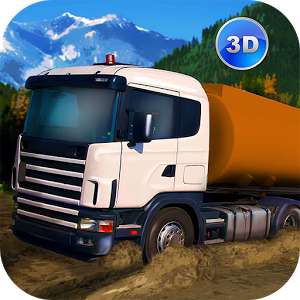 Oil Truck Offroad Driving