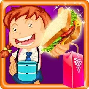 Sandwich Lunch Box – Cooking
