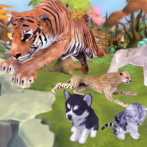 My Wild Pet: Online Animal