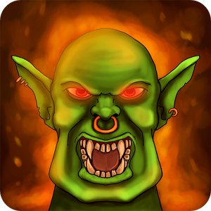Greenskin Invasion Roguelike
