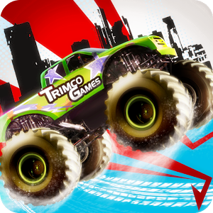 Monster Truck 4×4 Stunt Racer