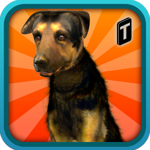 Street Dog Simulator 3D