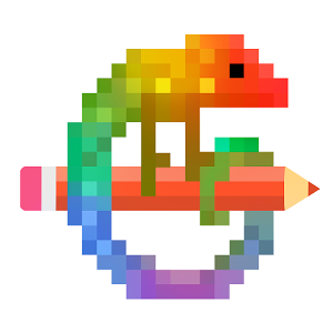 Pixel Art – Color by Number Book