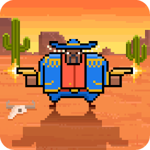 Timber West – Wild West Arcade Shooter