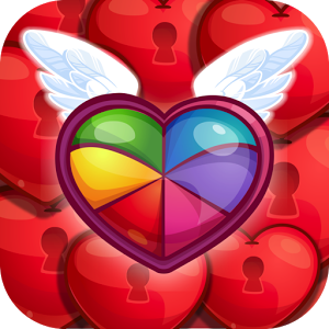Sweet Hearts – Valentine's Day Match 3 Puzzle