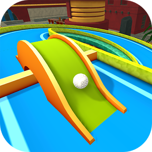 Mini Golf 3D City Stars Arcade – Multiplayer