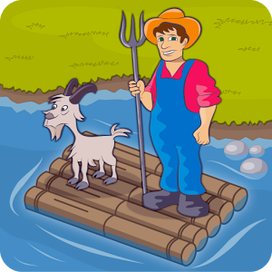 River Crossing IQ Logic Puzzles & Fun Brain Games